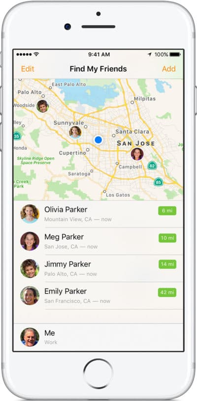 Everything you need to know about location sharing in iOS