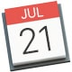July 21 Today in Apple history