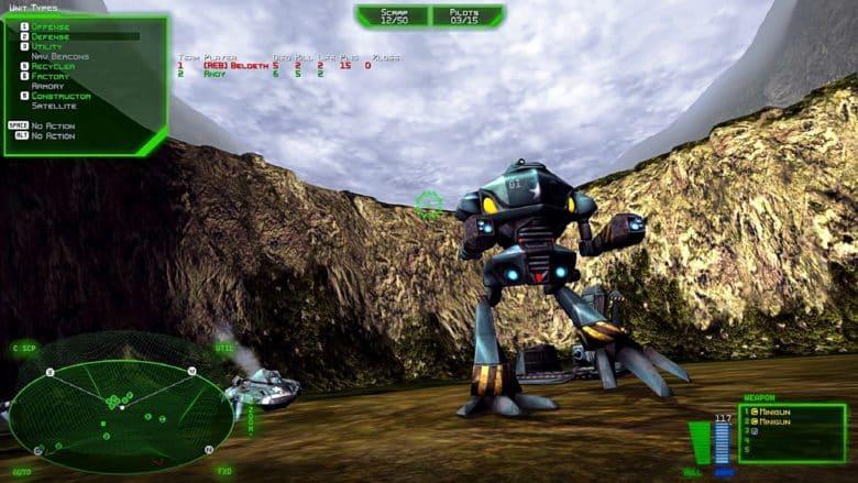 Battlezone 98