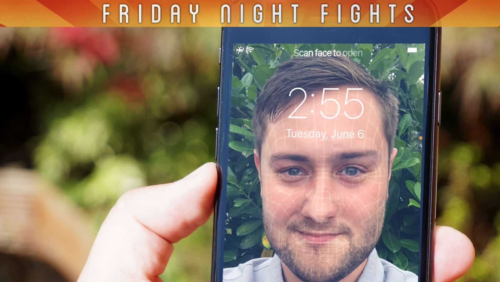 Can Facial Recognition Replace Touch ID? [Friday Night Fights]