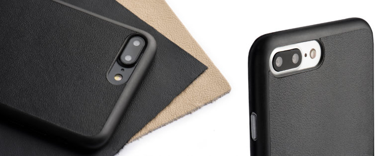 Totallee thin leather iPhone case