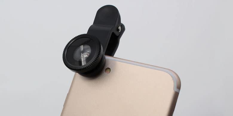5 Clip Lens Kit