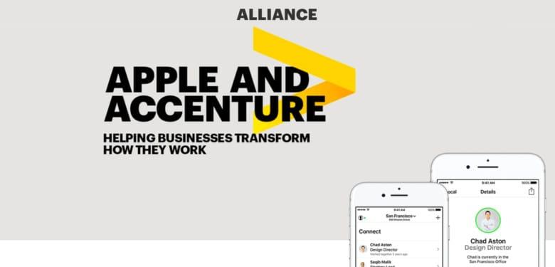 Apple Accenture