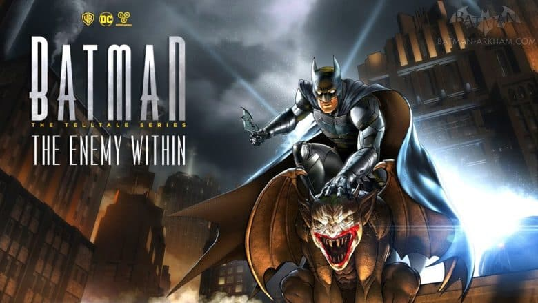 Batman Enemy Within