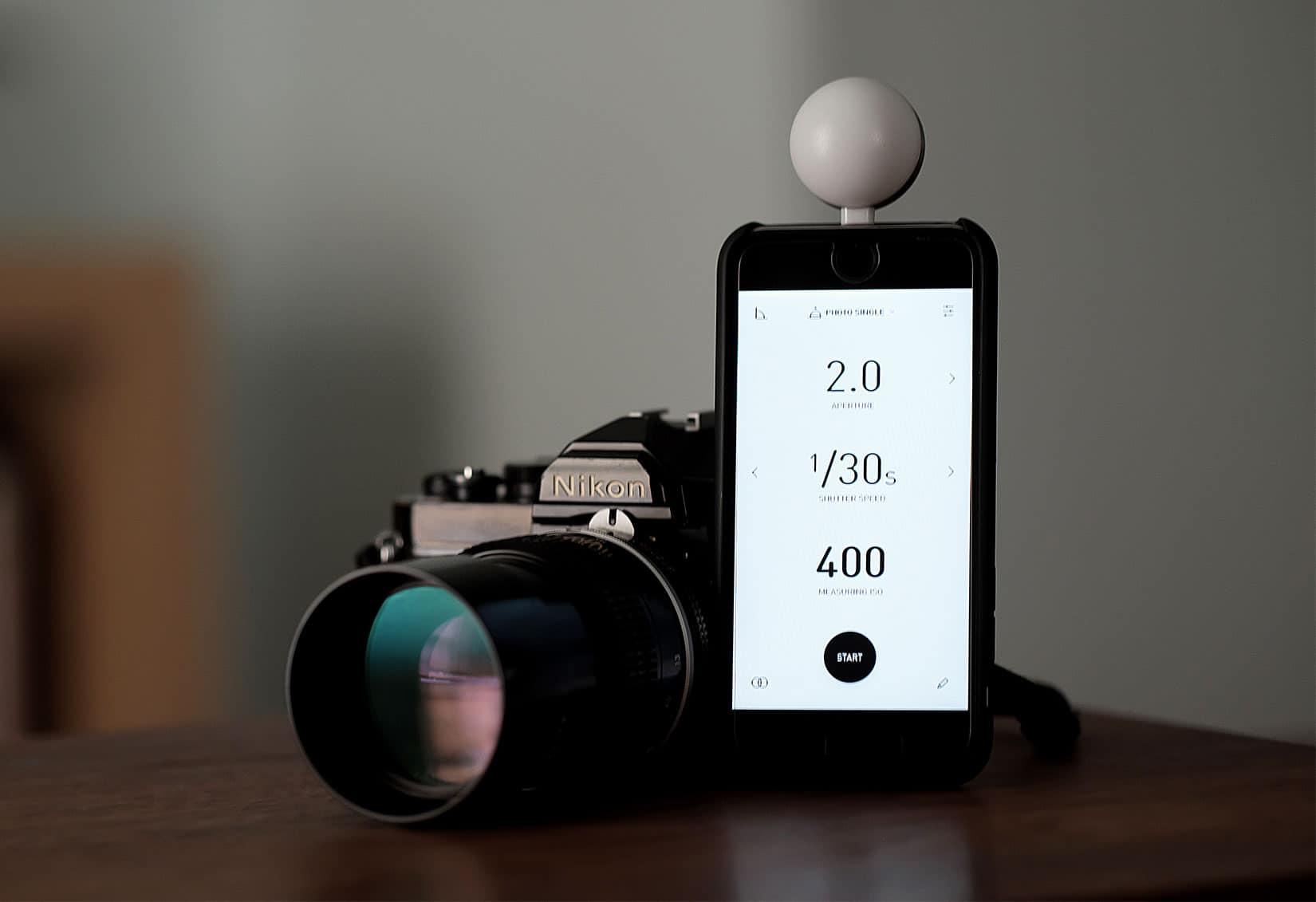 Lumu Power light meter