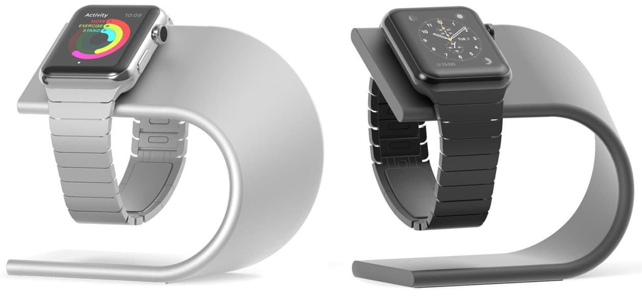 Hands On With Nomad S Charging Stand For Apple Watch
