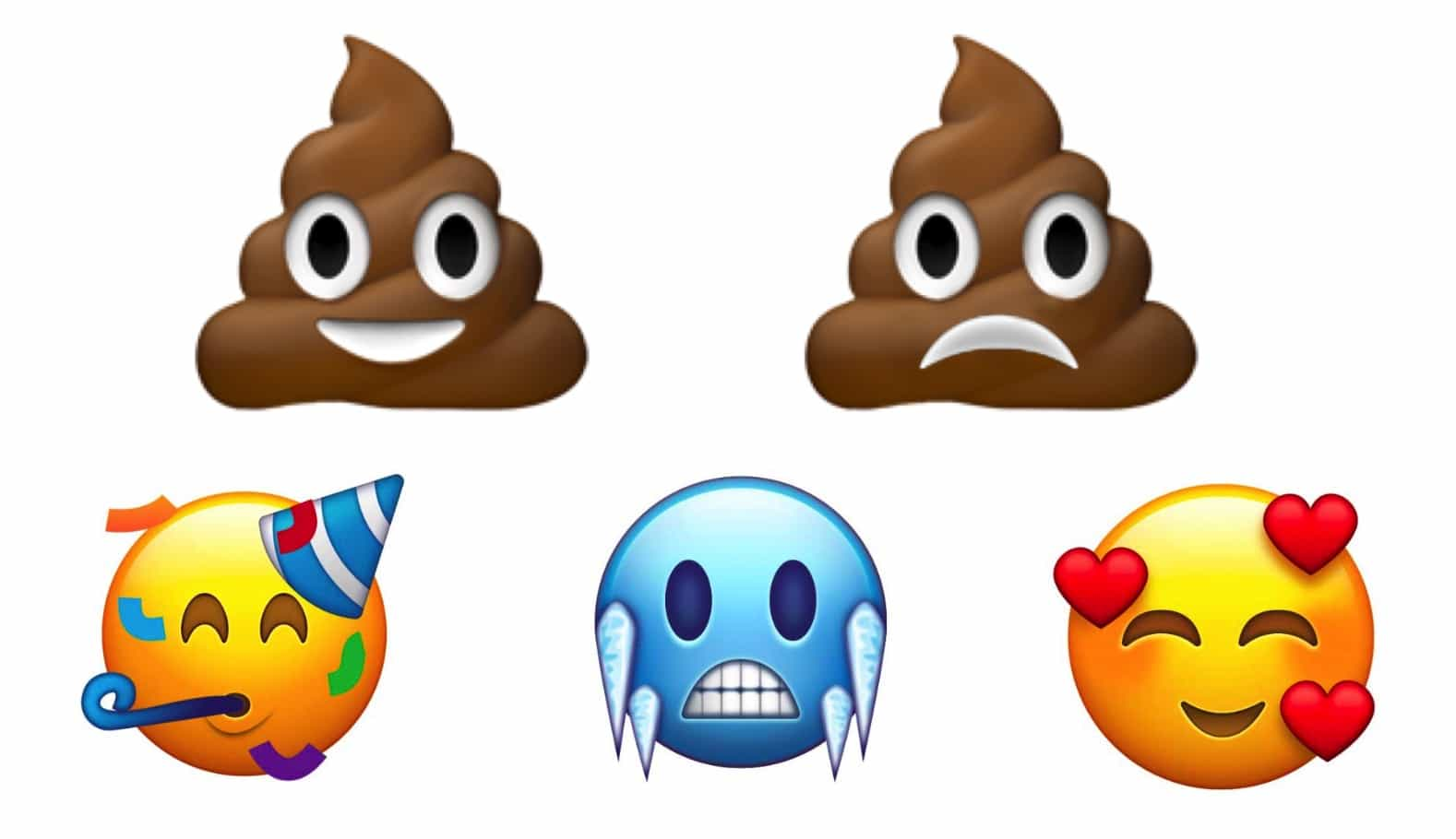 Proposed new emojis for 2018