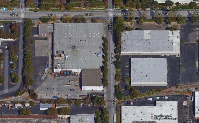 Apple's new HQ