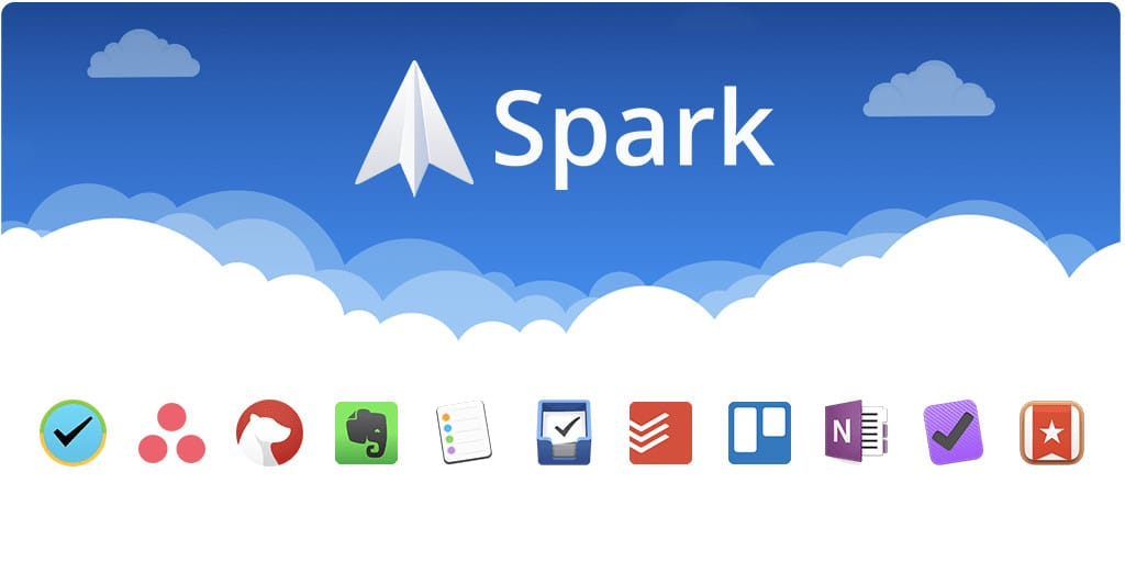 Spark productivity integrations