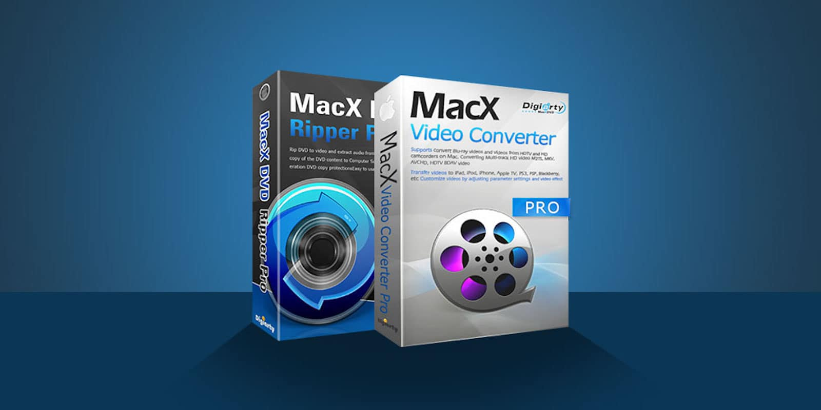The MacX Media Conversion Lifetime License Bundle