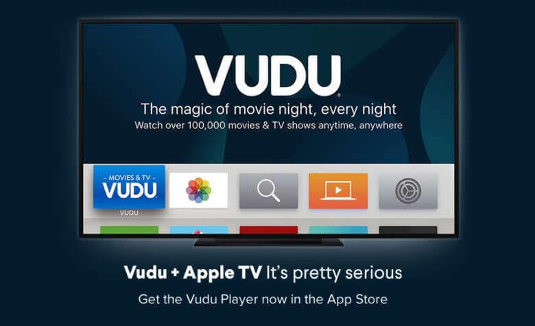 Vudu Apple TV