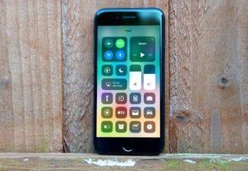 iPhone 7 iOS 11
