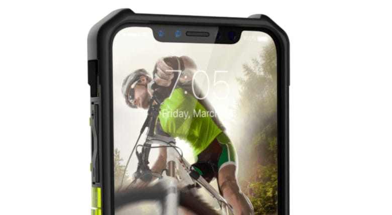 iPhone 8 cased
