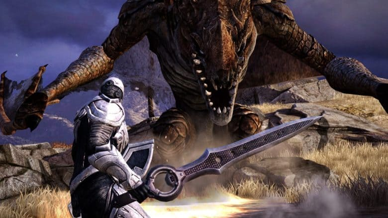 Epic's Infinite Blade