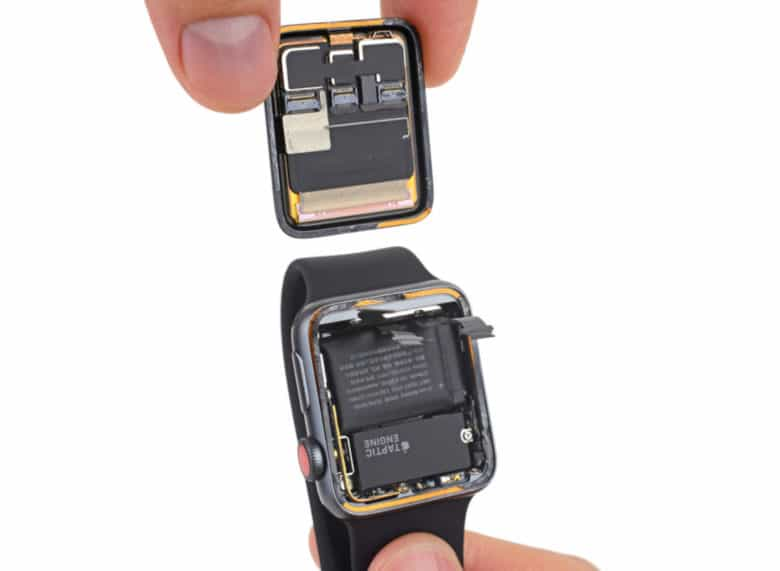 Apple Watch 3 teardown