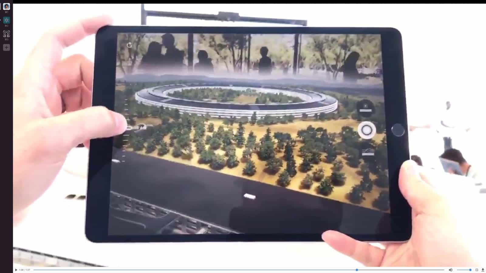 Apple Park ARKit