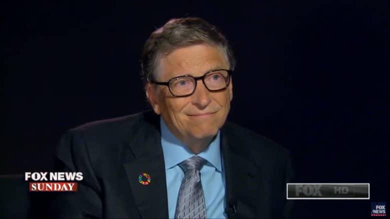 Bill Gates Fox News