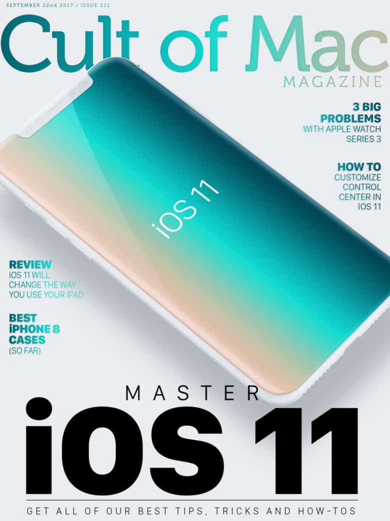 Cult of Mac Magazine: Everything you need to know about iOS 11