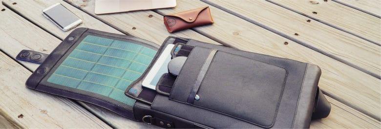 Moovy Bag solar backpack