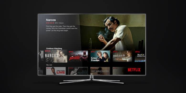Netflix 5YR Giveaway