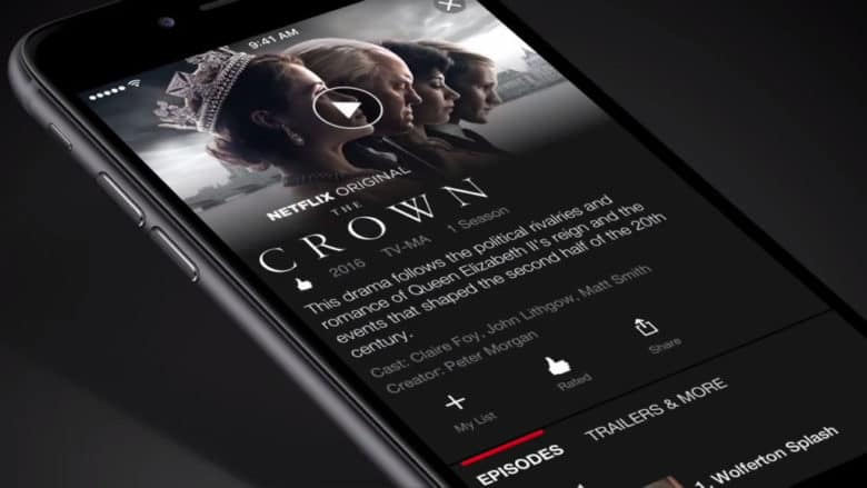 Netflix brings previews for movies, TV shows on its mobile application