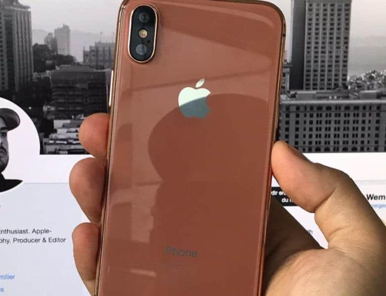 iphone 8 UI