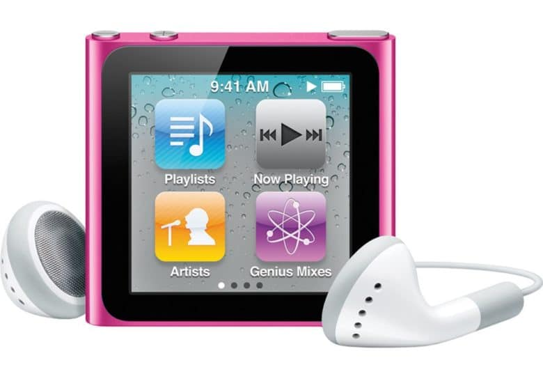 Apple will no longer repair or service your sixthgen iPod nano