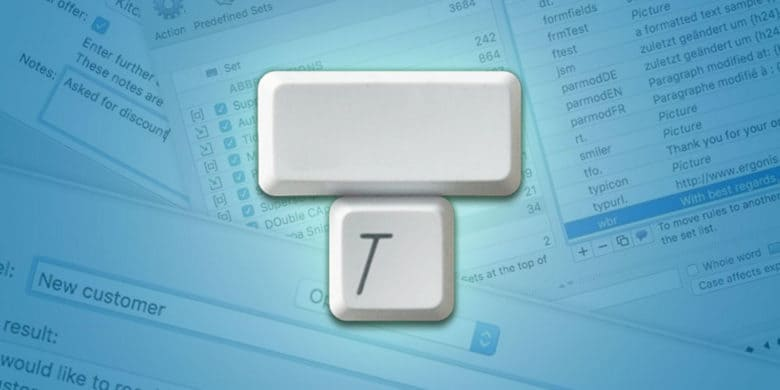 Cut down on wasted keystrokes with this smart typing assistant.