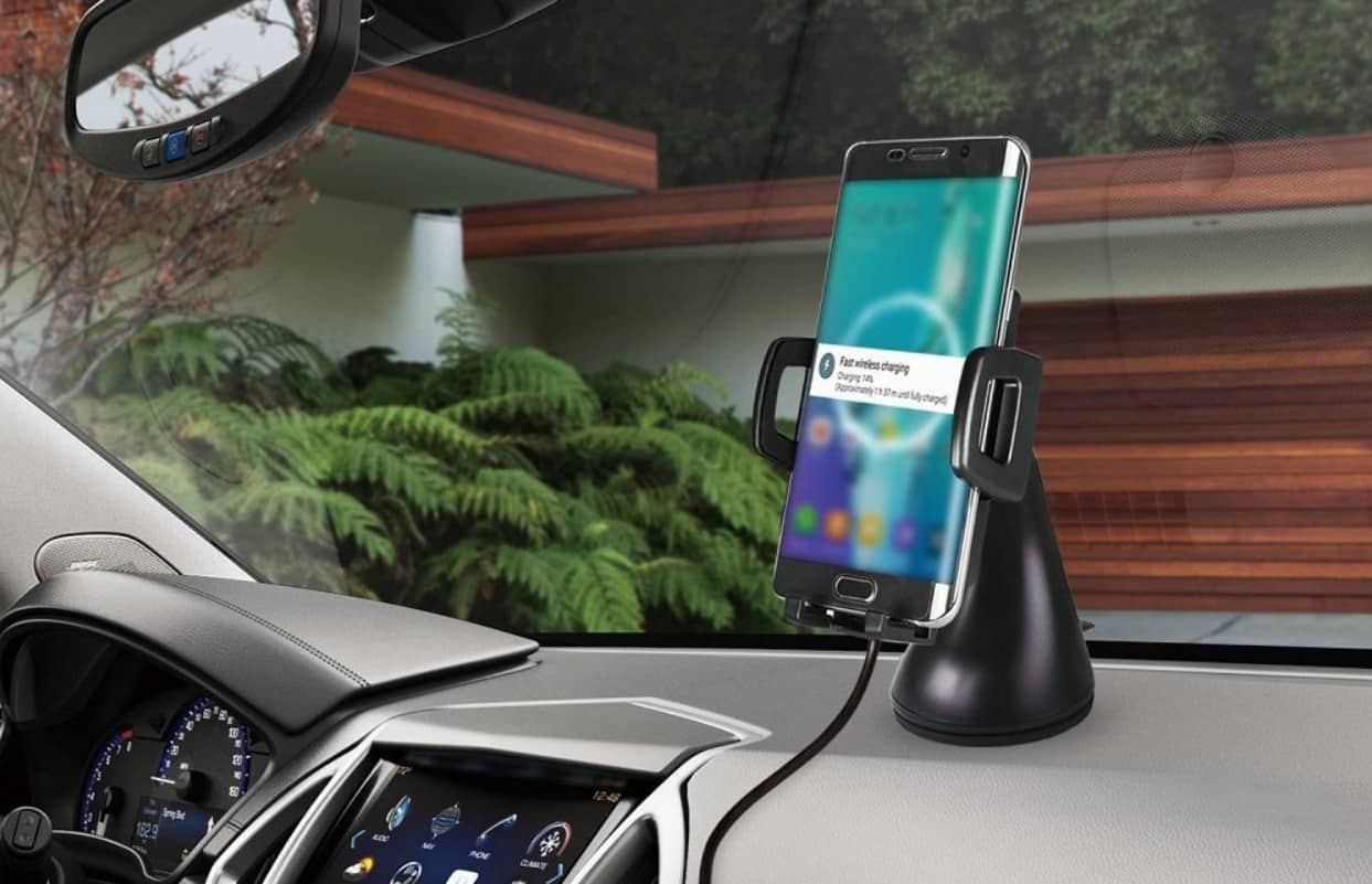 Youstoo FC50 wireless car charger
