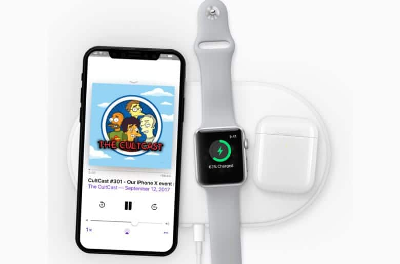 CultCast AirPower