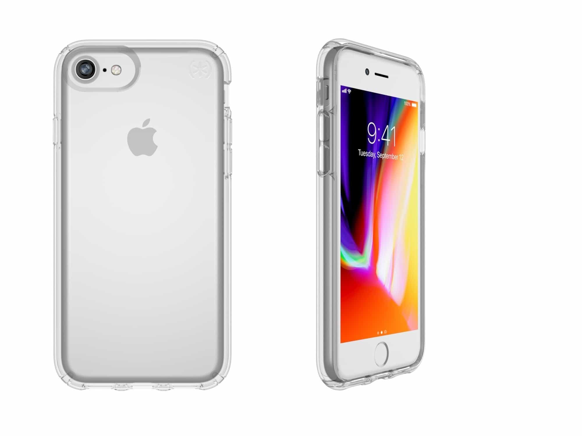 Speck Presidio clear case