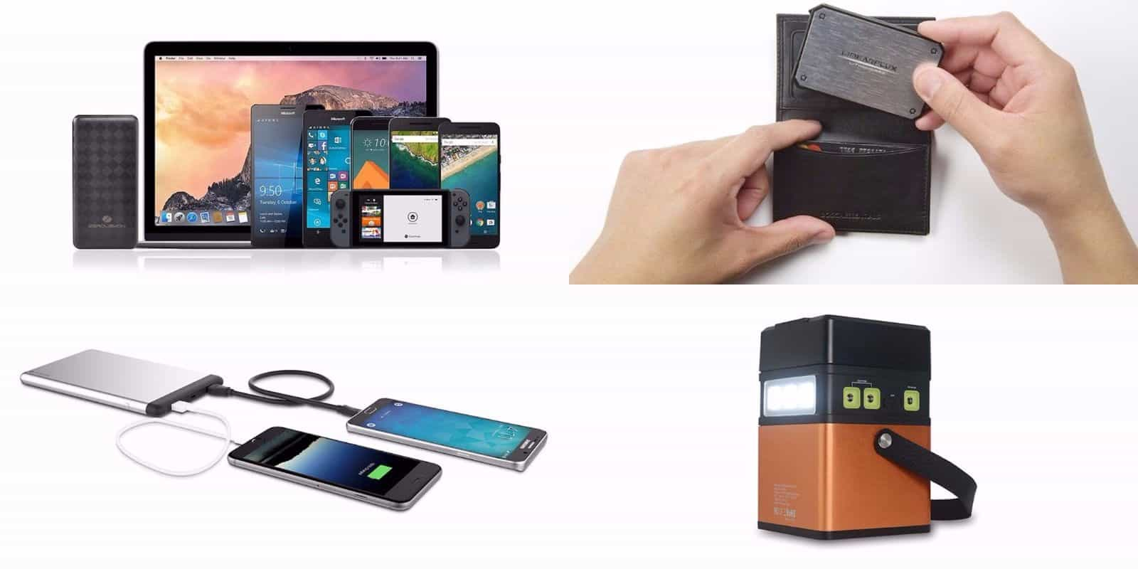 This roundup of portable battery packs has the power solution you need.