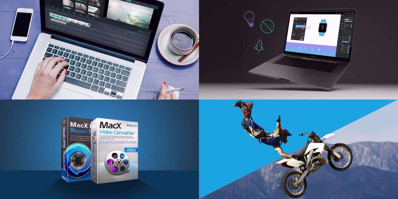 This Mac App roundup covers photo masking, web design, and lots more.