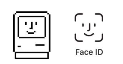 happy mac logo