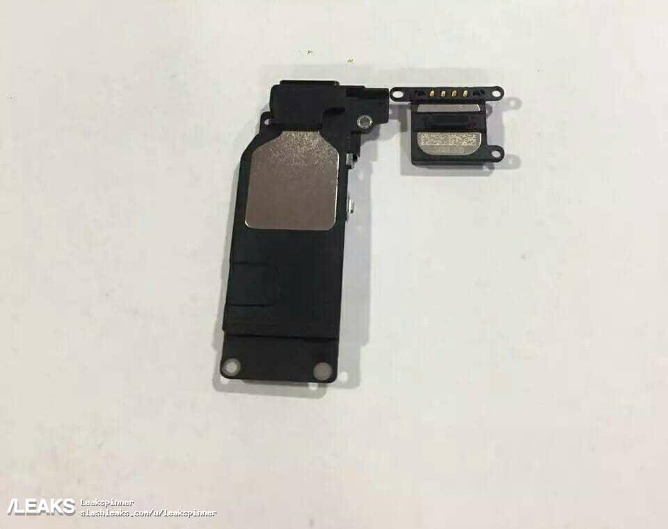 iPhone 8 speakers