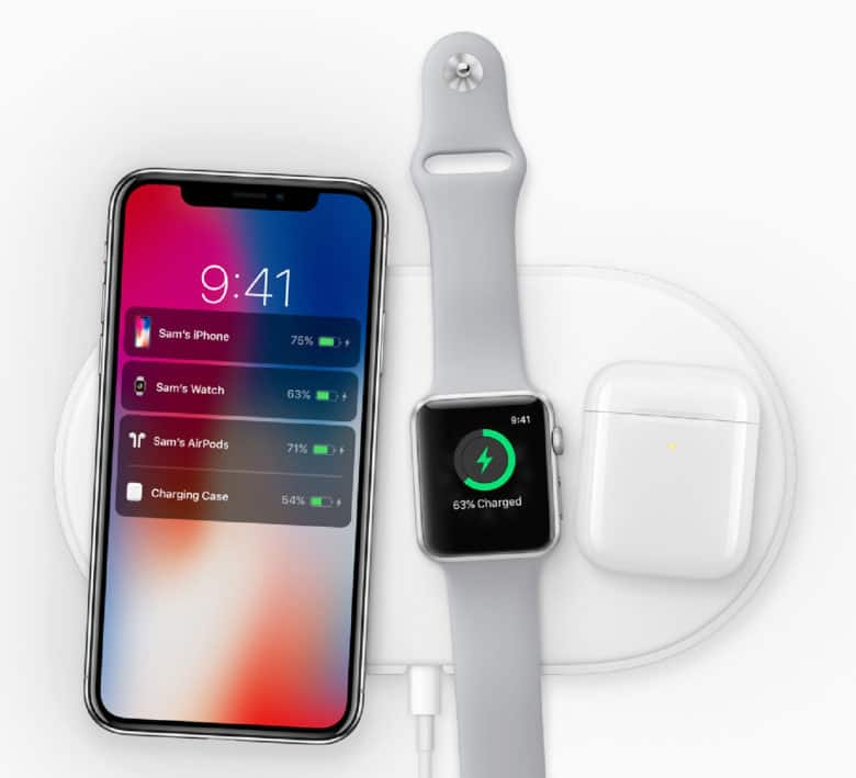 wireless charging mat iPhone x