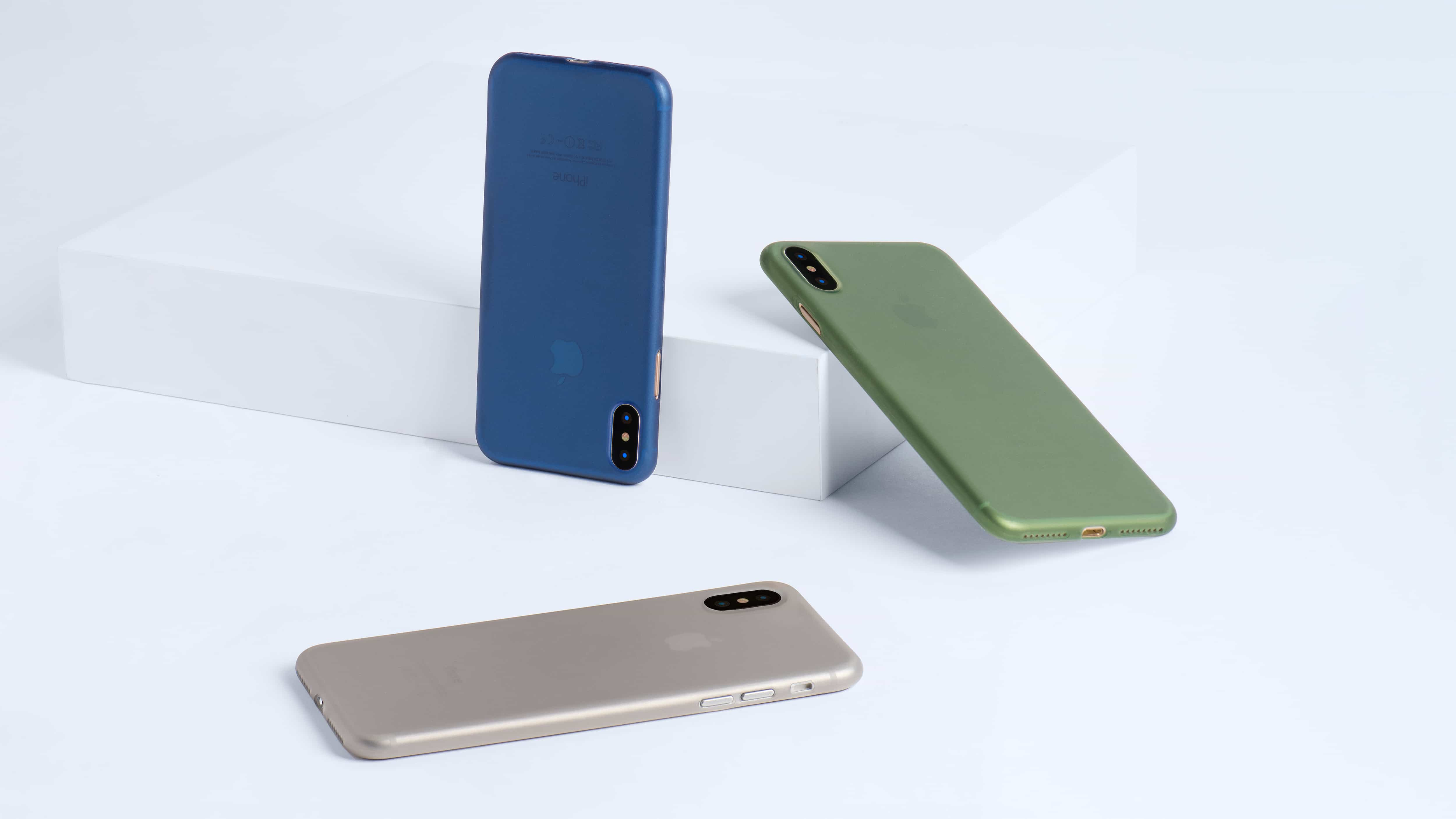 9c1d5bc9e7 Totallee delivers the coolest, thinnest iPhone X cases (iPhone 8, too)