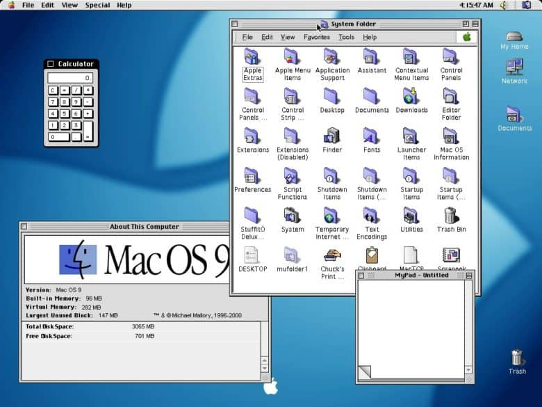 Today in Apple history: Mac OS 9 is classic operating ...
