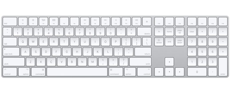 Apple\'s biggest wireless keyboard could be set for a refresh