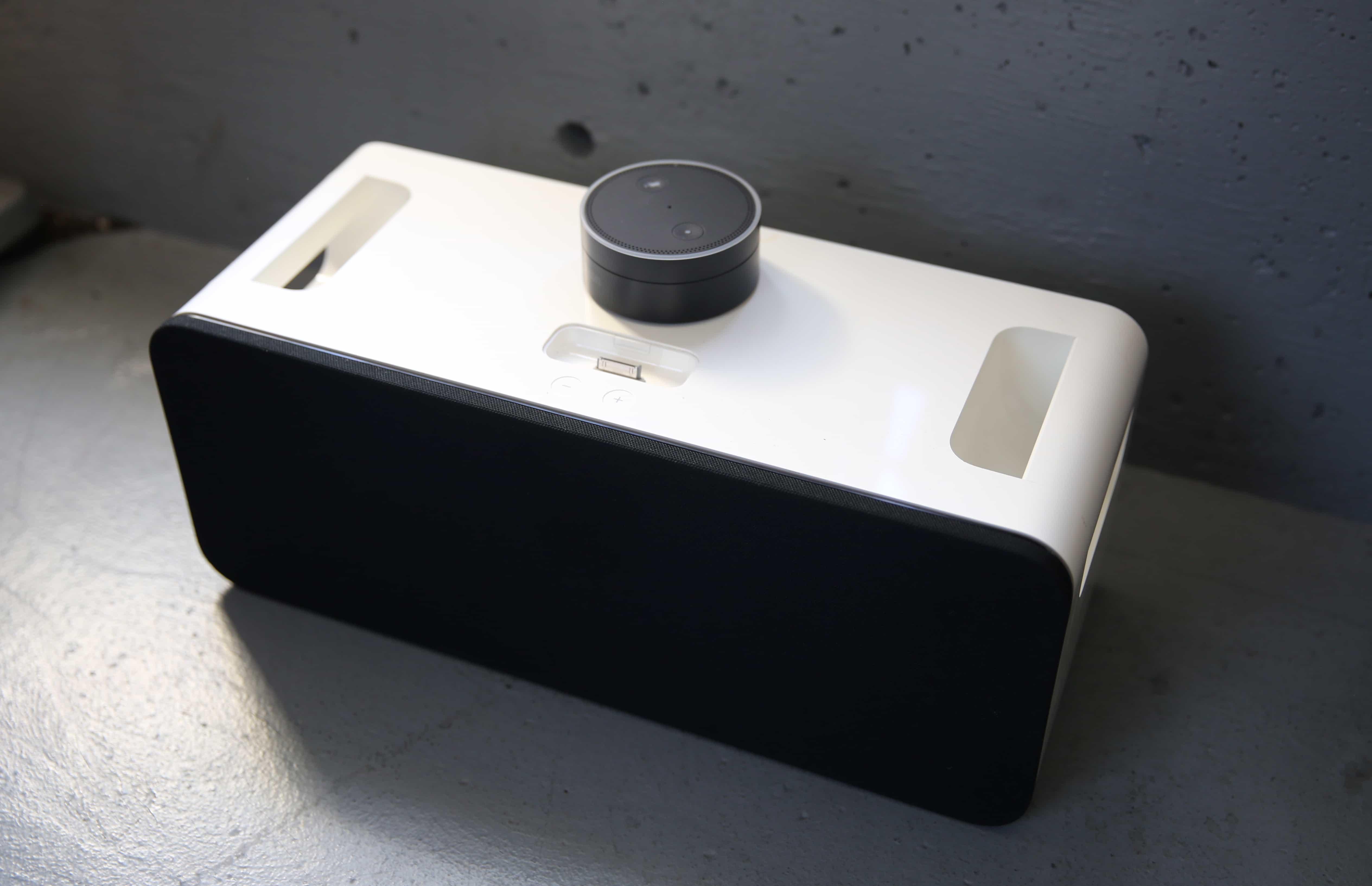 iPod Hi-Fi with Amazon Alexa Dot