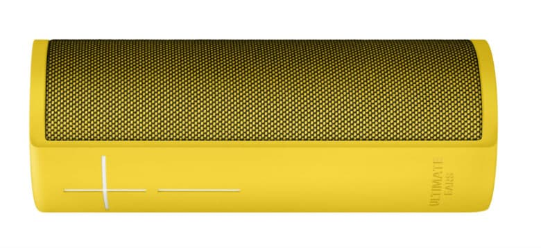 Unfortunately, the speakers won't be available in the eye-dazzling Lemonade color (at least in the United States).