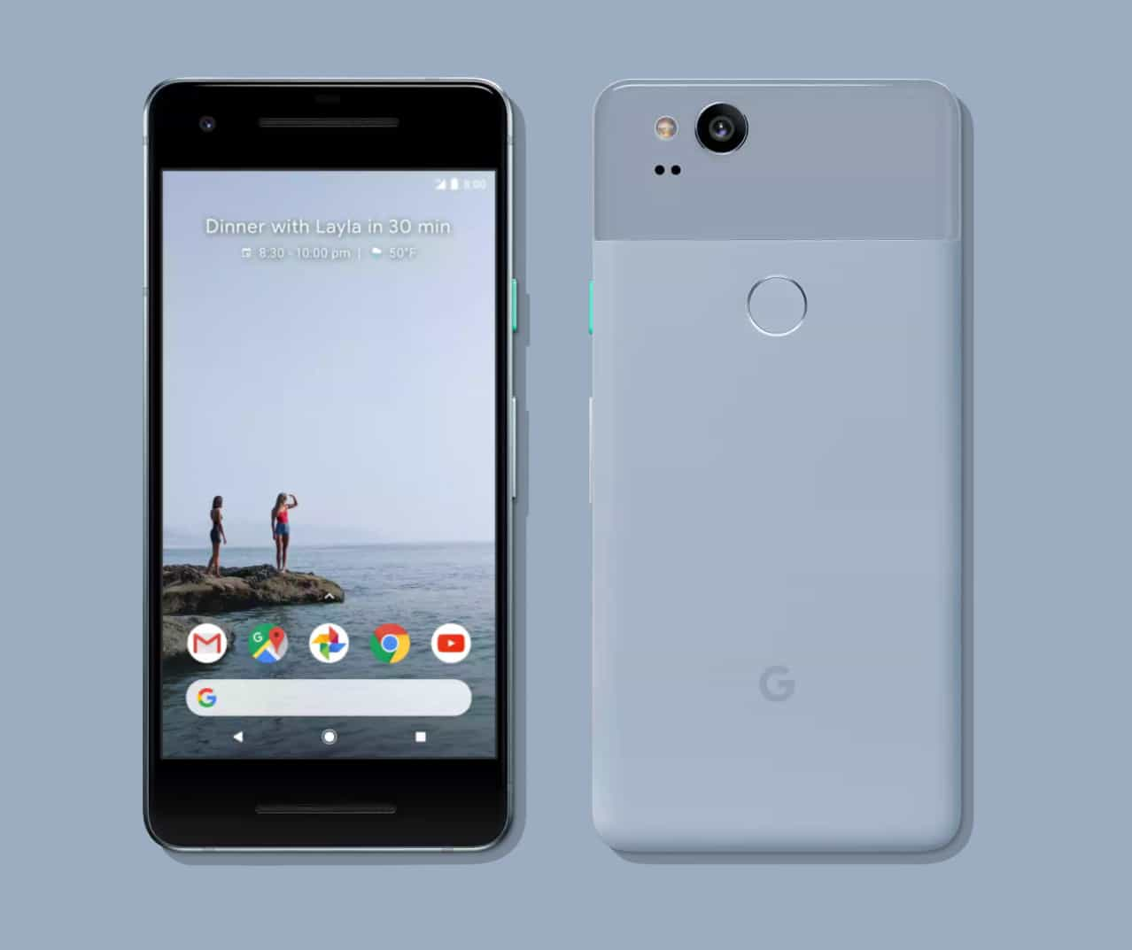 How Google's New Pixel 2 Stacks Up Against Latest IPhones