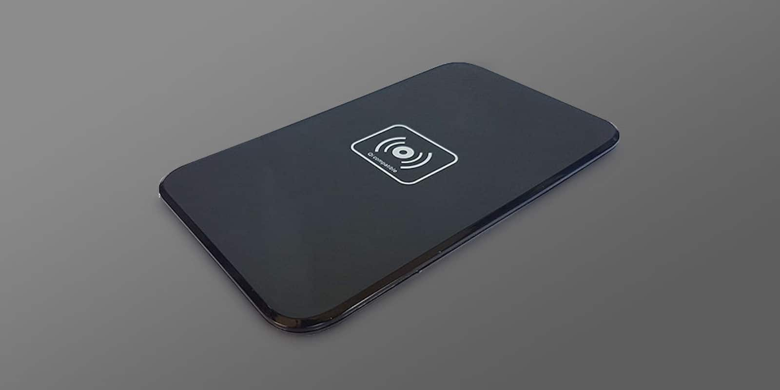 Wireless charging is here, and now you can get it in your home with this charging pad.