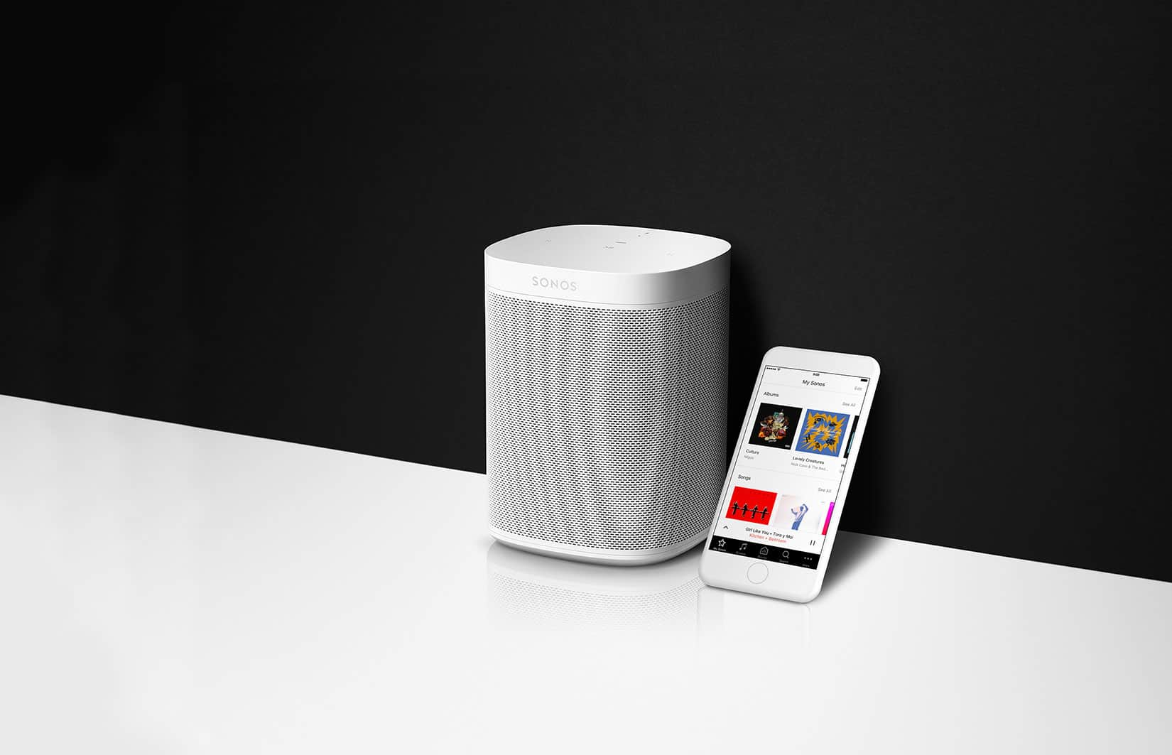 Sonos supports AirPlay2