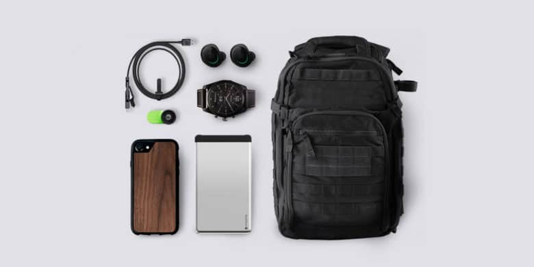 This giveaway bundle includes smartwatches, backup batteries, ultra tough iPhone cases, and lots more.
