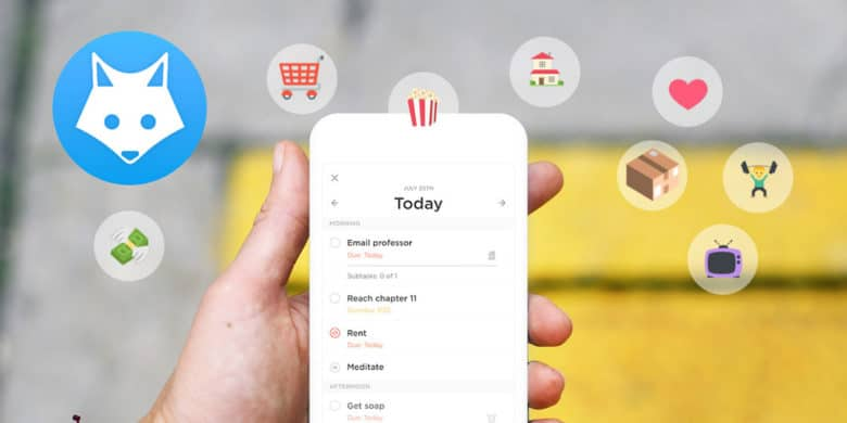 This iOS app makes personal and group planning and task management a cinch.