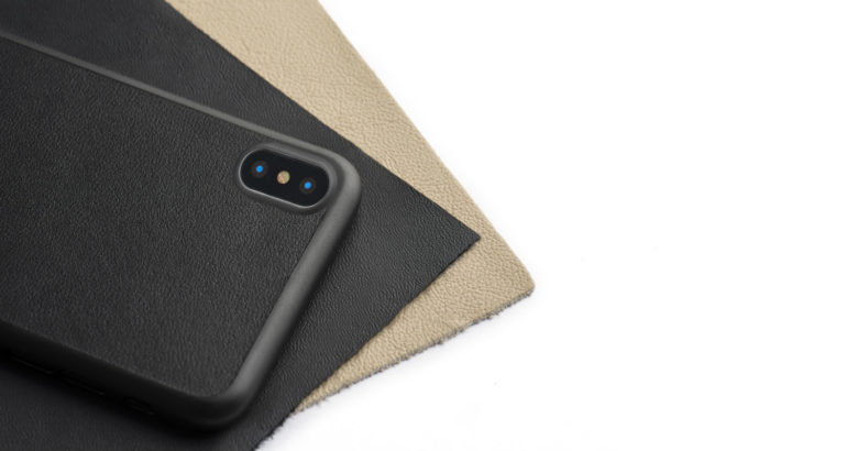 Your iPhone X deserves a super-slim leather case.