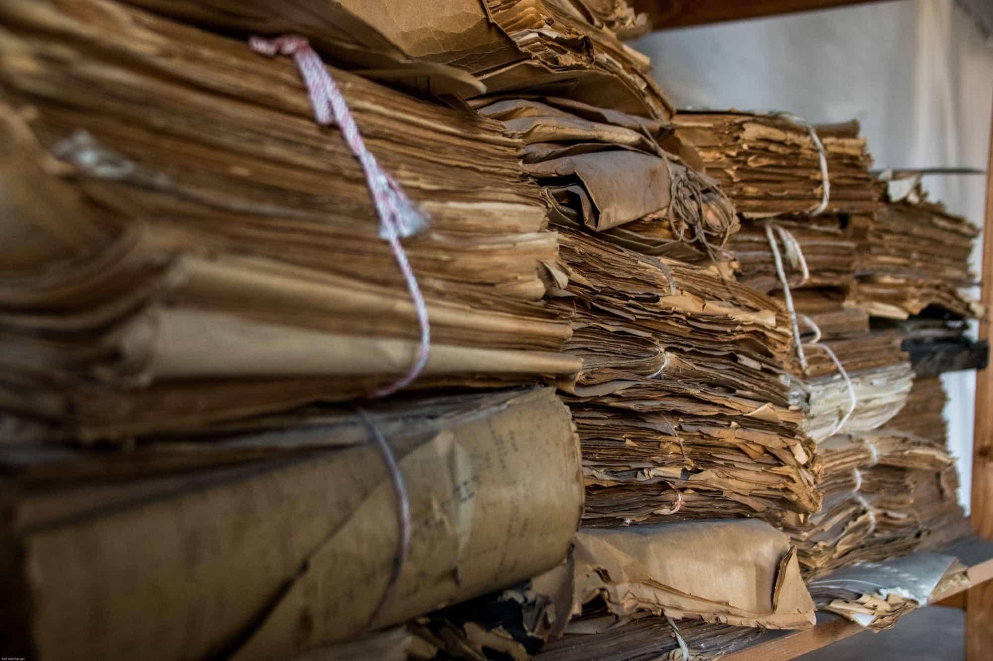 stack of Paperlogix