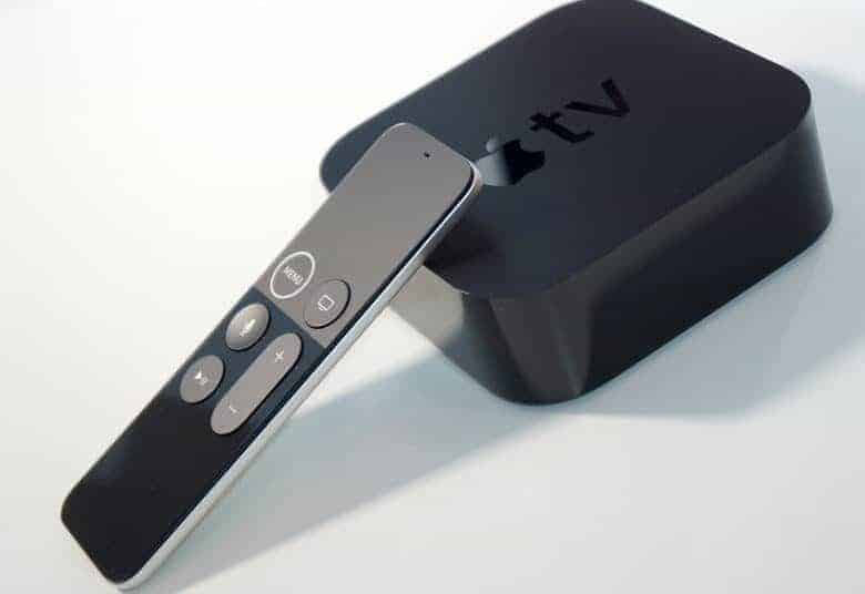 The new Apple TV 4K comes with an updated remote.