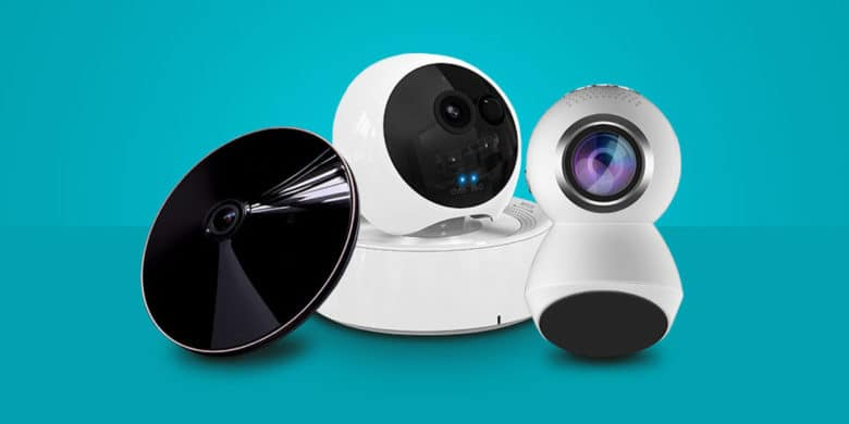 This WiFi camera means you can rmotely monitor or even communicate with your home or office.